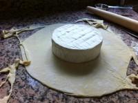Brie en croute 2